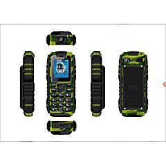 "billiga Mobiltelefoner-OEINA Oeina XP7 1.8 "" Mobiltelefon ( 32MB + 32MB 0.3 MP Annat 3600mAh)"