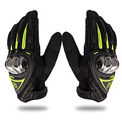 baratos Luvas de Motociclista-Esportivo Unisexo Motos luvas Poliéster Respirabilidade / Confortável / Acolchoado