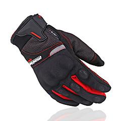 tanie Rękawiczki motocyklowe-rękawice nylonowe do jazdy na nartach madbike poślizgowe i antypoślizgowe