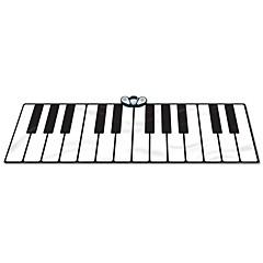 tanie Instrumenty dla dzieci-Keyboard elektroniczny Oyuncak Müzik Aleti Pianino Prostokątne Muzyka Pisk 1pcs