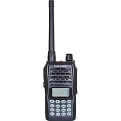 billige Walkie-talkies-TYT TK-918 Walkie-talkie Håndholdt Vanntett 3-5 km 3-5 km 2000mAh Walkie Talkie Toveis radio