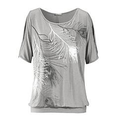 Women's Vintage T-shirt - Geometric
