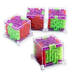 billiga Leksaker och spel-Rubiks kub MoYu Alien 1*3*3 Mjuk hastighetskub Magiska kuber Rubiks kuber Pusselkub För Barn Platser Present Vanlig Nutida Alla