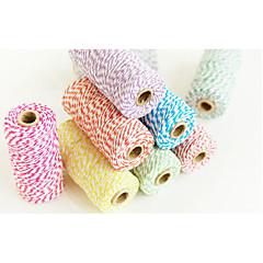 billige Bryllupsdekorasjoner-Bursdag / Fritid/hverdag Natural Cotton Bryllupsdekorasjoner Klassisk Tema / rustikk Theme Alle årstider