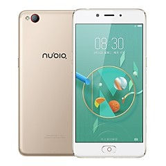 billiga Mobiltelefoner-NUBIA N2 5.5 tum 4G smarttelefon ( 4GB + 64GB 13 MP MediaTek MT6750 5000 mAh )