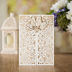 Cheap wedding invitations online wedding invitations for 2018 wrap pocket wedding invitations 10 invitation cards classic style embossed paper embossed filmwisefo