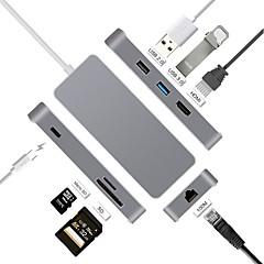 billige USB Hubs & Kontakter-7 USB Hub USB 3.0 USB 3.0 Type C Højhastighed Data Hub