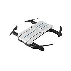 billige Fjernstyrte quadcoptere og multirotorer-RC Drone FX-27C 4 Kanal 6 Akse 2.4G Med HD-kamera 2.0MP 720P Fjernstyrt quadkopter Wide Angle Camera FPV En Tast For Retur Hodeløs Modus