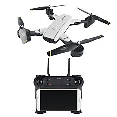 cheap RC Quadcopters & Multi-Rotors-RC Drone VISUO SG700 4 Channel 6 Axis 2.4G 0.3MP/2.0MP 480P/720P RC Quadcopter One Key To Auto-Return Headless Mode 360°Rolling With