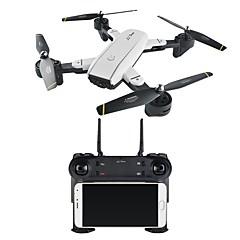 billige Fjernstyrte quadcoptere og multirotorer-RC Drone VISUO SG700 4 Kanal 6 Akse 2.4G 0.3MP/2.0MP 480P/720P Fjernstyrt quadkopter En Tast For Retur / Hodeløs Modus / Flyvning Med 360