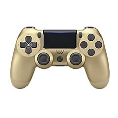 tanie PS4: akcesoria-Bezprzewodowy / a Kontroler gry Na PS4 / PS4 slim / PS4 Prop ,  Bluetooth Wibracja / Panel dotykowy Kontroler gry ABS 1 pcs jednostka