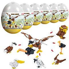baratos -Blocos de Construir 243pcs Circular Animais Brinquedo Brinquedos Dom