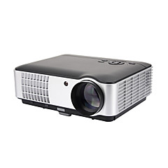 cheap -RD-806A LCD Home Theater Projector LED Projector 2800 lm Support 1080P (1920x1080) 1-7.5 inch Screen / WXGA (1280x800) / ±15°