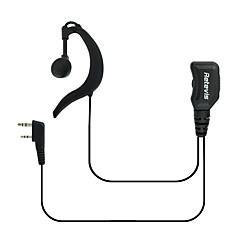 billige Walkie-talkies-Hodetelefon Walkie-talkie tilbehør 1 W Håndholdt til R-111