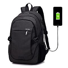 billiga Laptop Bags-Terylen Enfärgad Ryggsäckar iPad