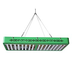 billiga Dekorativ belysning-GuoRenGuangDian 1st 56 cm US / EU / UK Järn Knappomkopplare / Led Grow Bulb COB Chip Diffust för DIY Plant Flower Seed Light 180 W