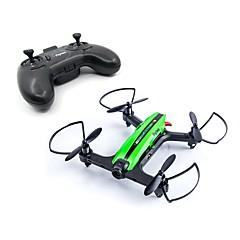 billige Fjernstyrte quadcoptere og multirotorer-RC Drone Flytec T18 BNF 4 Kanaler 6 Akse 2.4G Med HD-kamera 2.0MP 720P Fjernstyrt quadkopter FPV / En Tast For Retur / Hodeløs Modus