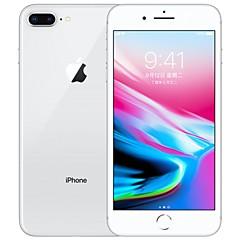billige Telefoner og nettbrett-Apple iPhone 8 Plus A1863 5.5 tommers 64GB 4G smarttelefon - oppusset(Sølv)
