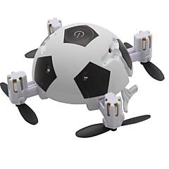 billige Fjernstyrte quadcoptere og multirotorer-RC Drone BY-2 BNF 2.4G Fjernstyrt quadkopter En Tast For Retur / Hodeløs Modus Fjernstyrt Quadkopter / Fjernkontroll / Brukerhåndbok