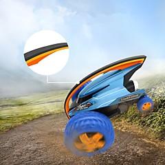 billige Fjernstyrte biler-Radiostyrt Bil Devil Fish RC Stunt Car 4 Kanaler 2.4G Fjellklatring Bil / Off Road Car / Stuntbil 1:18 35 km/h
