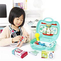 billiga Jobb- och rollspelsleksaker-Jobb- och rollspelsleksaker Spädbarn Föräldra-Barninteraktion ABS + PC Barn Present 20pcs