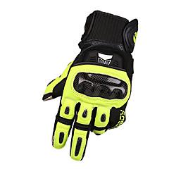 baratos Luvas de Motociclista-MOTOBOY Dedo Total Unisexo Motos luvas Fibra de carbono / Esponja / uretano poli Sensível ao Toque / Respirável / Anti-desgaste
