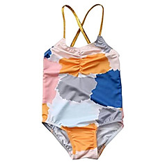 billige Badetøj-Spædbarn Unisex Trykt mønster Badetøj