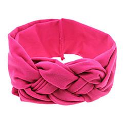 "cheap Wigs & Hair Pieces-Headbands / Plum Hair Accessories Cloth Demin Wigs Accessories Women's 1pcs pcs 7 7/8"" (20 cm) cm Daily Wear Stylish / Accent / Decorative Cute / Bowknot"