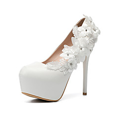 dd3c8399b56 Χαμηλού Κόστους Γυναικεία παπούτσια γάμου-Γυναικεία Παπούτσια PU Ανοιξη  καλοκαίρι / Φθινόπωρο & Χειμώνας