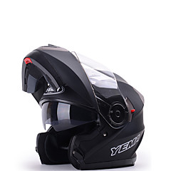 tanie Kaski i maski-YEMA 925 Kask otwarty Doroślu Męskie Kask motocyklowy Odporny na wstrząsy / Odporność na promienie UV / Odporność na wiatr