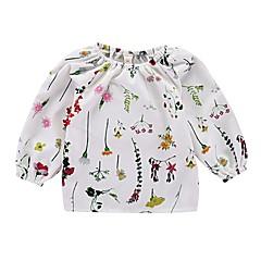 Χαμηλού Κόστους Βρεφικά μπλουζάκια-Μωρό Κοριτσίστικα Στάμπα Μακρυμάνικο Μπλούζα
