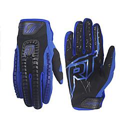baratos Luvas de Motociclista-RidingTribe Dedo Total Unisexo Motos luvas uretano poli / silica Gel / Malha Respirável Respirável / Sensível ao Toque