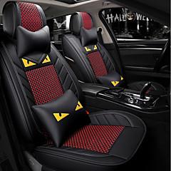 odeer auto stoelhoezen stoel hoezen zwart rood tekstiili standaard for universeel alle jaren alle modellen