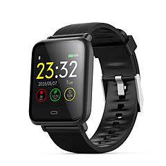 tanie Inteligentne zegarki-BoZhuo Q9 Inteligentny zegarek Android iOS Bluetooth Sport Wodoodporny Pulsometry Pomiar ciśnienia krwi Spalonych kalorii Krokomierz Powiadamianie o połączeniu telefonicznym Rejestrator snu siedzący