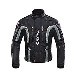 baratos Jaquetas de Motociclismo-DUHAN D023jacket Roupa da motocicleta JaquetaforHomens Tecido Oxford Inverno Resistente ao Desgaste / Proteção / Respirável