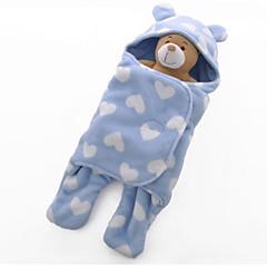 baratos Acessórios para Crianças-Recém-Nascido Unisexo Geométrica Cobertor