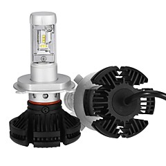 billige Frontlykter til bil-2pcs H4 Elpærer 25 W Integrert LED 2500 lm 10 LED Hodelykt 2018
