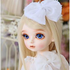 Χαμηλού Κόστους Κούκλες, παιχνίδια παιχνιδιών και γεμιστά ζώα-OuenElfs Κουκλαρισμένη κούκλα / Blythe Doll Μωρά Κορίτσια 16 inch Σιλικόνη πλήρους σώματος - Ανθεκτικές στις υψηλές θερμοκρασίες περούκες από ίνες Παιδικά Γιούνισεξ Δώρο