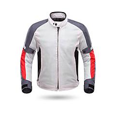 baratos Jaquetas de Motociclismo-DUHAN D201B Roupa da motocicleta JaquetaforTodos Todas as Estações Resistente ao Desgaste / Impermeável / Proteção