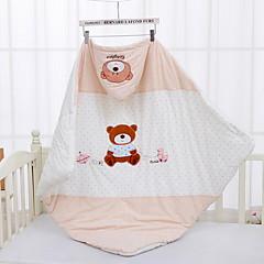 baratos Acessórios para Crianças-Bébé Unisexo Sólido Cobertor