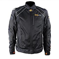 baratos Jaquetas de Motociclismo-RidingTribe JK-30 Roupa da motocicleta Jaqueta para Todos Náilon / Poliéster Todas as Estações Resistente ao Desgaste / Proteção / Respirável