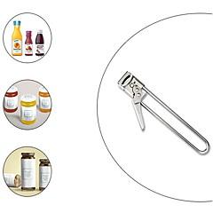 billige Kjøkkenredskap-1pc Kjøkkenredskaper Verktøy Rustfritt stål Multifunksjon Praktisk Grep Kreativ Kjøkken Gadget åpnere~~POS=HEADCOMP For kjøkkenutstyr