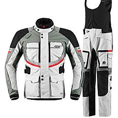 baratos Jaquetas de Motociclismo-MOTOBOY Roupa da motocicleta Conjunto de calças de jaqueta para Homens Tecido Oxford / Plumagem Todas as Estações Impermeável / Resistente ao Desgaste / Proteção