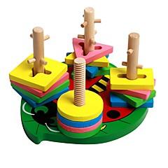 tanie Odstresowywacze-Bezużyteczne pudełko Kreatywne Zaprojektowany specjalne Drewniany 1 pcs SUV Męskie / Brzdąc Wszystko Prezent