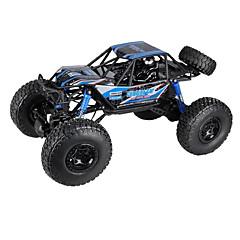 billige Fjernstyrte biler-Radiostyrt Bil MZ 2837 4 Kanaler 2.4G Stuntbil 1:10 8 km/h KM / H Klatring funksjon / 360 ° rotasjon