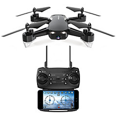 billige Fjernstyrte quadcoptere og multirotorer-RC Drone FQ777 FQ777-40 RTF 4 Kanaler 6 Akse 2.4G Med HD-kamera 480P 480P Fjernstyrt quadkopter FPV / En Tast For Retur / Sveve Fjernstyrt Quadkopter / Fjernkontroll / 1 USD-kabel