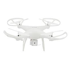 billige Fjernstyrte quadcoptere og multirotorer-RC Drone FQ777 FQ777-33 RTF 4 Kanaler 6 Akse 2.4G Med HD-kamera 480P 480P Fjernstyrt quadkopter FPV / En Tast For Retur / Sveve Fjernstyrt Quadkopter / Fjernkontroll / 1 USD-kabel
