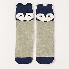 billige Undertøj og sokker til piger-Baby Unisex Trykt mønster Undertøj og strømper