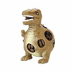 tanie Zabawki nowoczesne i żartobliwe-Zabawki do ściskania / Gadżety antystresowe Dinozaur Jurajski Focus Toy / Zabawki dekompresyjne 3 pcs Męskie Wszystko Prezent