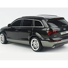 baratos Carros Controle Remoto-Carro com CR Rastar 59700 4CH Infravermelho Carro 1:24 8 km/h KM / H Luz LED / Controle Remoto